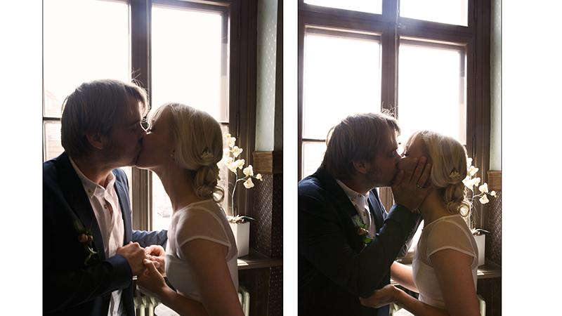 Hochzeitsfotos auf dem Gutshof Woldzegarten an der Müritz