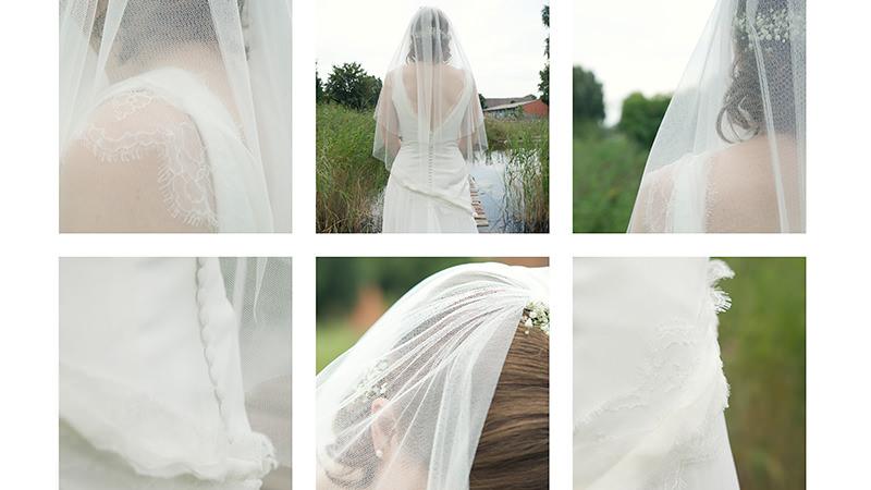 Hochzeitsfotos im Schloss Wartin Uckermark Ganz in Weise