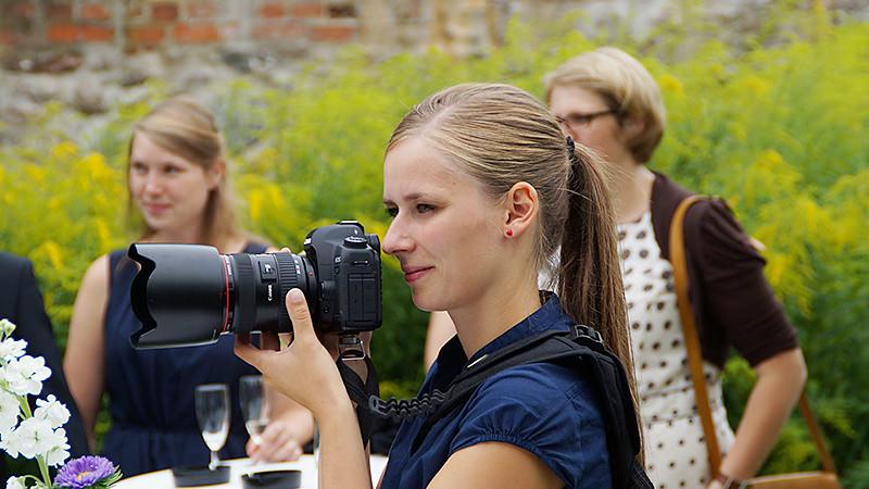 Sophie Weise fotografiert Hochzeit