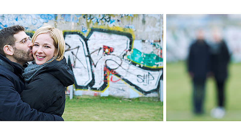 Engagement Shooting Ganz in Weise Berlin