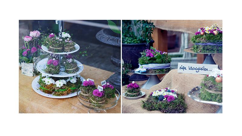 Petit Fours Hochzeitsdeko Unverbluemt Valentinstag