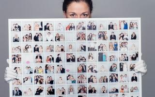 Liebesbriefe An Der Wand Mit Dem Photolini Bilderrahmen Set