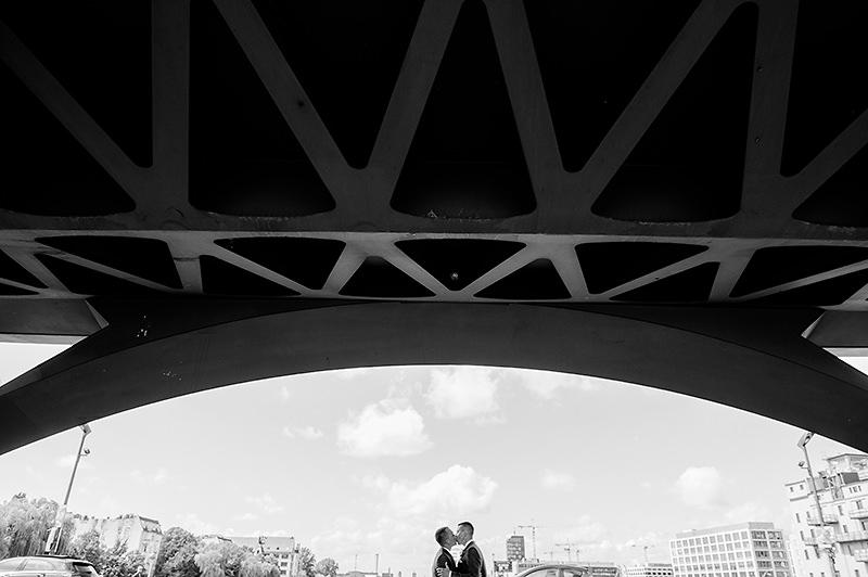 Hochzeitsfotograf, Gay Wedding in Berlin im NHow Hotel