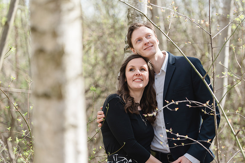 Hochzeitsfotograf Verlobungsfotos in Berlin Schöneberg