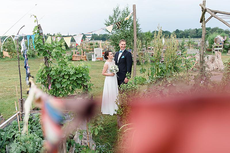 Hochzeitsfotos auf dem Tempelhofer Feld Schöneberg Ganz in Weise Berlin