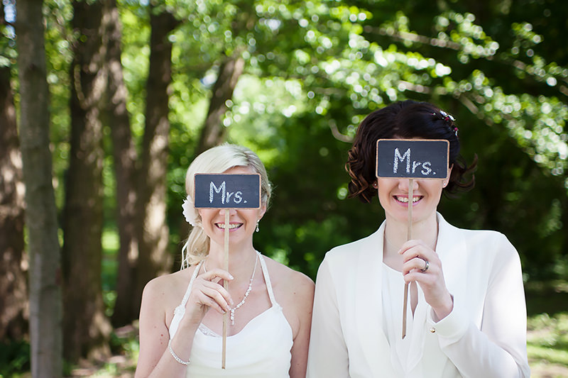 Gewinnspiel Fotoshooting Ehe für Alle Berlin
