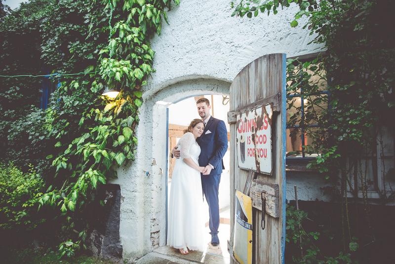 Ganz in Weise Hochzeitsfotografie Gartenhochzeit bei Berlin am ...