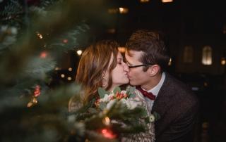 Altes Zollaus Berlin Hochzeit Weihnachten Ganz in Weise