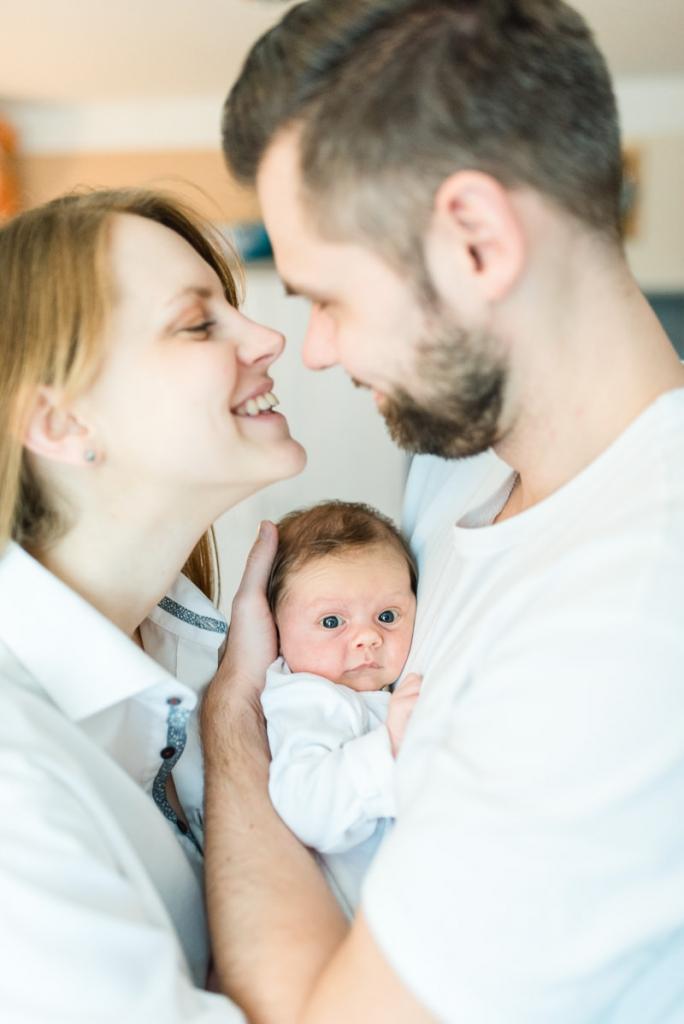 Babyfotos in Berlin